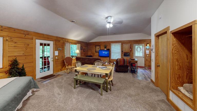 Aspen Cabin Hocking Hills
